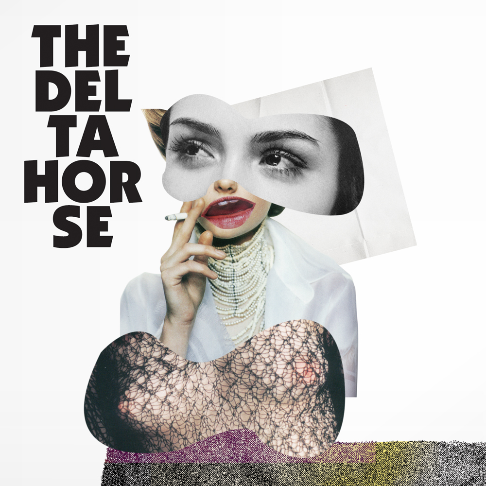 TheDeltahorse_EP_cover_Copyright@SlowerFaster